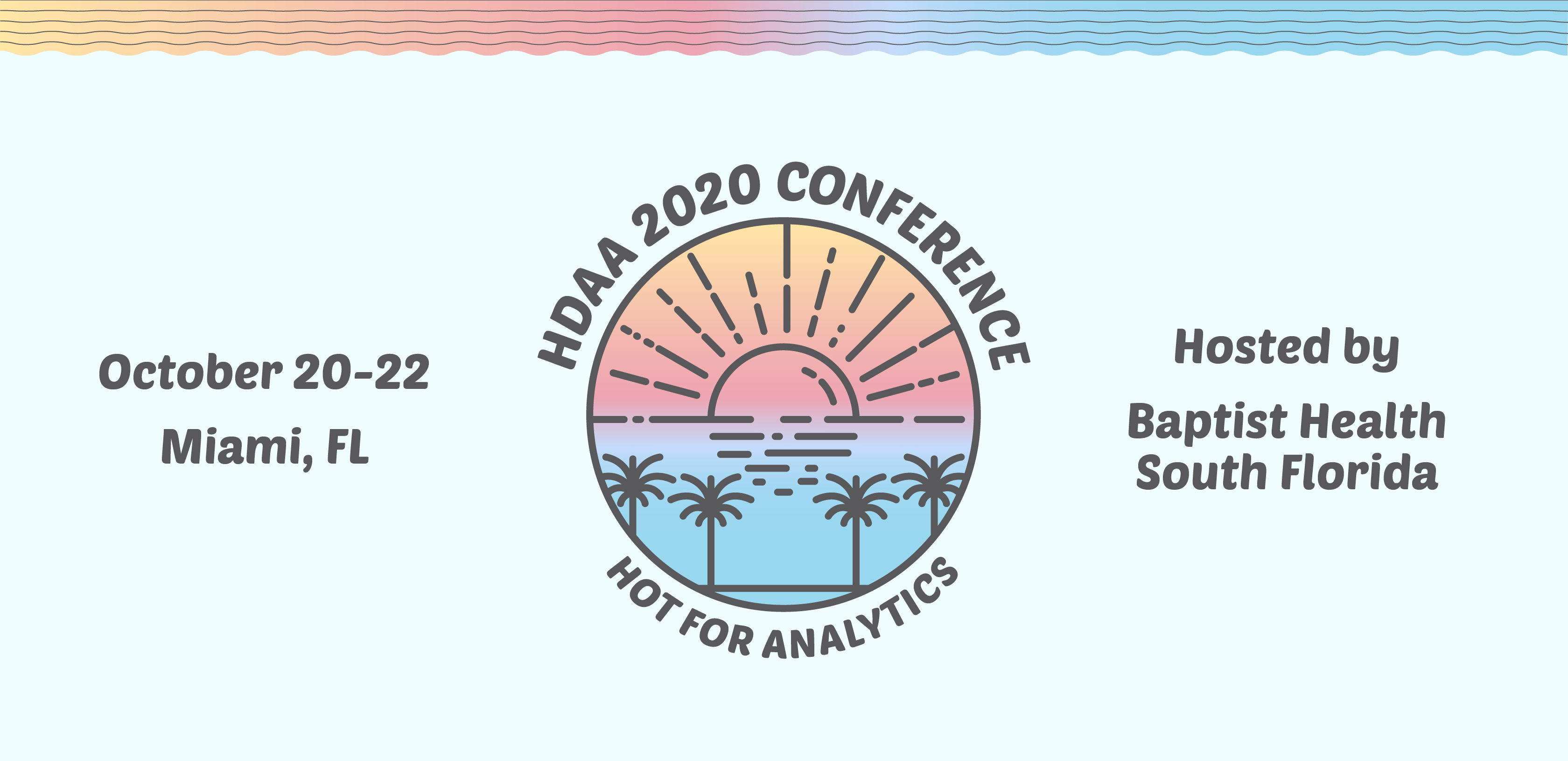 HDAA Conference 2020 Banner